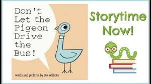 don t let the pigeon drive the bus by mo willems kids books read aloud