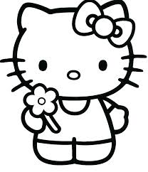 Fat Kitty Coloring Pages Worksheet Free Printable Worksheets