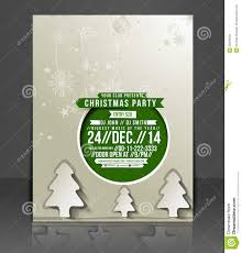 christmas party flyer royalty stock image image  christmas party flyer