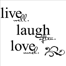 Live Love Laugh Quotes