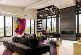 modern loft design le1 800x549 - Custom Industrial Chic