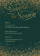 Corporate Holiday Party Invite Shop Christmas Party Invitations By Cardsdirect