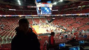 University Of Wisconsin Kohl Center Seating Chart 20180102_173227_large Jpg Picture Of Kohl Center Madison