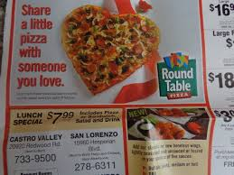 photo of round table pizza san lorenzo ca united states large