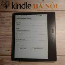 Hướng dẫn tạo tài khoản Kindle (Account Kindle) và copy/tải sách vào máy  đọc sách (Phần 1) - Kindle Hà Nội