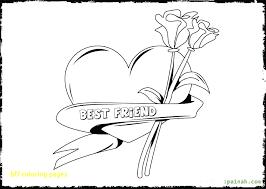 Best Friend Coloring Pages Friends Coloring Pages New Best Friend