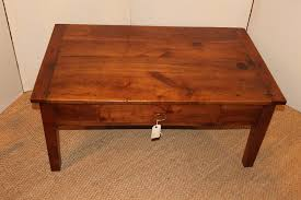 cherrywood coffee table antiques atlas inside cherry wood coffee table design 6