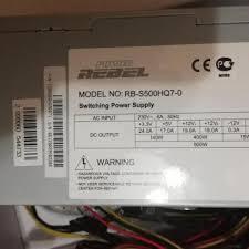<b>Блок питания</b> inwin <b>Power</b> RB-S400T7-0 400 В – купить в Москве ...