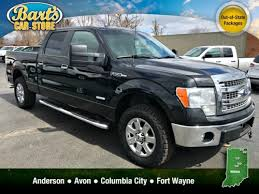 Used 2013 Ford F-150 XLT SuperCrew 4WD