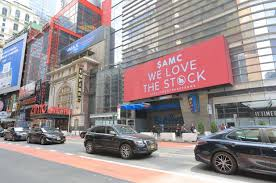 Amc is the most bought / owned stock in the world right now. Kk8yq4m4ie6aem