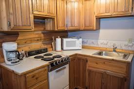 Western Kitchen Hunter Log Cabin