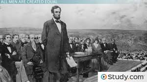 gettysburg address summary analysis video lesson transcript  gettysburg address summary analysis video lesson transcript study com