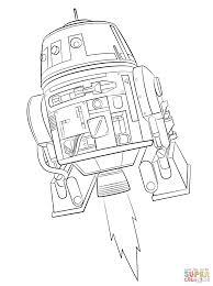 Kleurplaten Van Star Wars Rebels