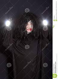 Fake Tooth Black Light Vampire With Light Stock Image Image Of Fake Teeth 10909467