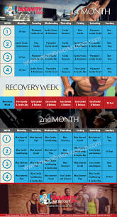 free insanity schedule images jpeg