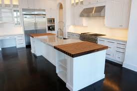 Wood Kitchen Floors 7 Popular Kitchen Countertop Materials Midcityeast