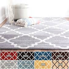 inspiring at home area rugs well woven trellis home value area rug x home depot