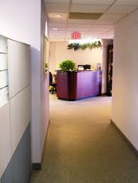 office lightings. Reception Desk With Accent Lighting And Plant Shelf Office Lightings S