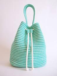 Drawstring Bag Pattern Mesmerizing Ravelry Drawstring Bag Pattern By Maria Isabel