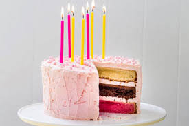 Neapolitan celebration cake – Recipes – Bite