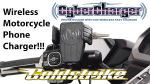 Goldstrike3d - CYBERCHARGER™ <b>Phone Holder</b> with 15W ...