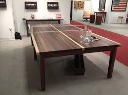 Building Dining Table 17 Best Ideas About Ping Pong Table On Pinterest Ping Pong Room