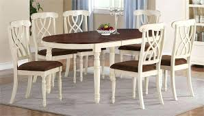 inspirational white kitchen table set decoration ideas incredible oval and chairs with 48 round antique cherry inspirational white kitchen table set