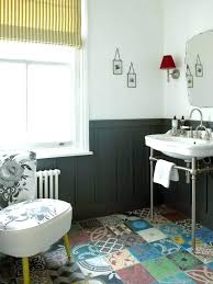 tile floor bathroom. moroccan bathroom floor tiles tile in transitional with frosted glass . g