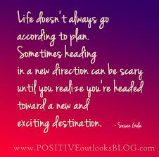 Direction Quotes Amazing New Direction Quotes Life Doesnt Always Go According To Plan