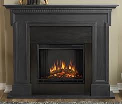 Amazon.com: Real Flame 5010E-W Thayer Electric Fireplace, White ...
