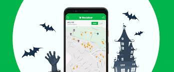 Nextdoor uses Google Maps Platform to create its annual <b>Halloween</b> ...