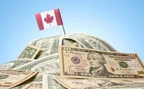 USD/CAD (U.S. Dollar/Canadian Dollar ...