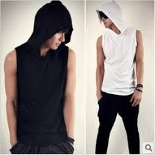 Sleeveless <b>Men's</b> Hoodies & Sweatshirts for sale – DHgate.com