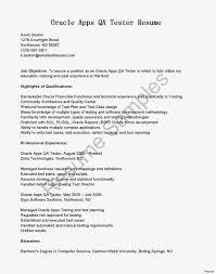 Etl Tester Cover Letter Sample Of Objective In Resume Etl Tester
