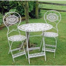outdoor table and chairs. Trendy Garden Table Chairs 0 Creamt42 . Outdoor And T