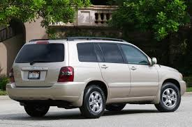 2007 Toyota Highlander - Information and photos - ZombieDrive