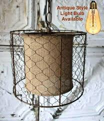 en wire chandelier elegant best vintage style hanging lights images on for shades en wire chandelier