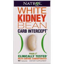 Natrol, <b>Carb Intercept</b> with <b>Phase 2</b> Carb Controller, 1,000 mg, 60 ...