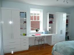 wall desk units desk wall unit contemporary bedroom by