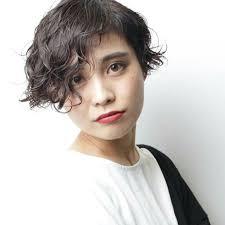 黒髪ベリーショートスタイルコレクションを顔型別に紹介hair
