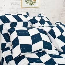 Thick Heavy Quilts | Wayfair & Herringbone Patch Quilt Adamdwight.com