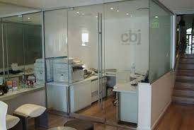 office dividers glass. frameless glass office partitioning dividers
