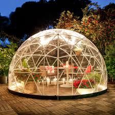 garden igloo. Giant-Garden-Igloo-for-Winter-Dining-Outside.jpg Garden Igloo D