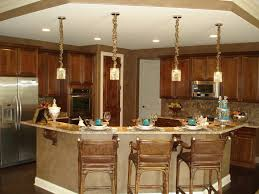 kitchen island breakfast bar pendant lighting. Best Kitchen Islands With Natural Pendant Lighting And Rattan Bar Chair Design For Granite Top Island Breakfast L