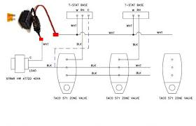 similiar 4 wire zone valve taco keywords pull common taco zone valve xfrmr wifi tstat zone valve schematic jpg