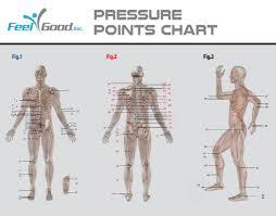Pressure Point Chart Feel Good Inc