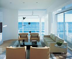 modern beach furniture. modern beach house california white interior decor by richard meier furniture