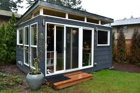 convert shed to office. The Combs Family Opted For Two Modern Sheds Including This By Shed Home Office In Convert To