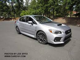 2018 subaru sti limited. perfect 2018 2018 subaru wrx limited ice silver shown with optional body colored  side moldings in subaru sti limited