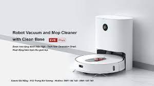 Xiaomi Đà Nẵng Cho Cuộc Sống Tiện Lợi Hơn - Roidmi Eve Plus - Đánh giá Robot  hút bụi lau nhà và tự làm sạch
